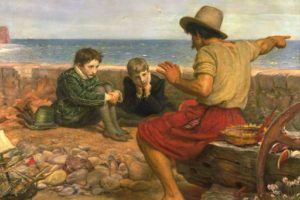 By John Everett Millais - Transferred from en.wikipedia to Commons by Mattis. Original uploader was Rednblu, Public Domain, https://commons.wikimedia.org/w/index.php?curid=5990217